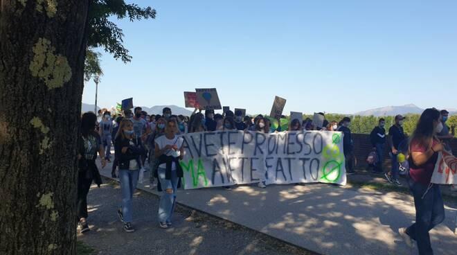 Global earth strike settembre 2021