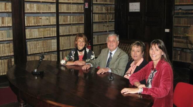 i lunedì alla biblioteca statale di Lucca