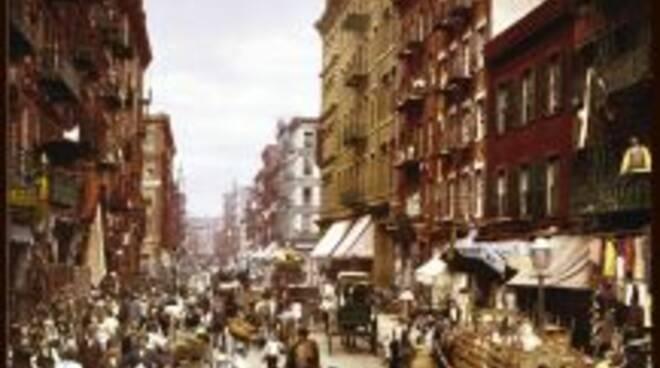 Il profumo dell'Elicriso. Emigrare con i miei nonni nell'America di fine Ottocento