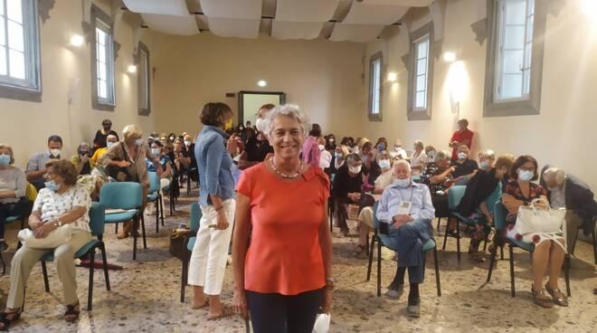 Ilaria Vietina presentazione Lucca è un grande noi