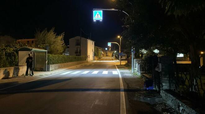 illuminazione Pieve Fosciana Pontecosi