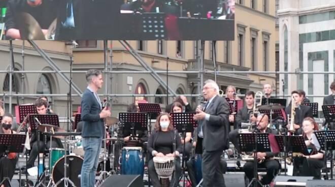 inizio scuola musica piazza Duomo