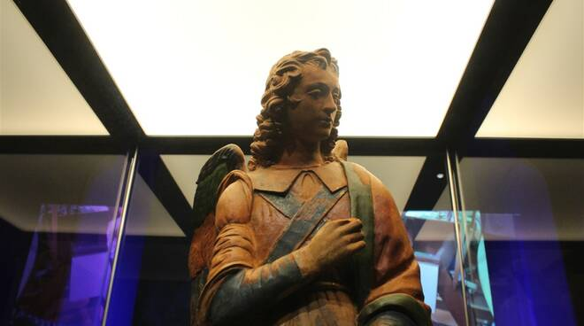 L'Angelo Annunciate torna in mostra a Lucca
