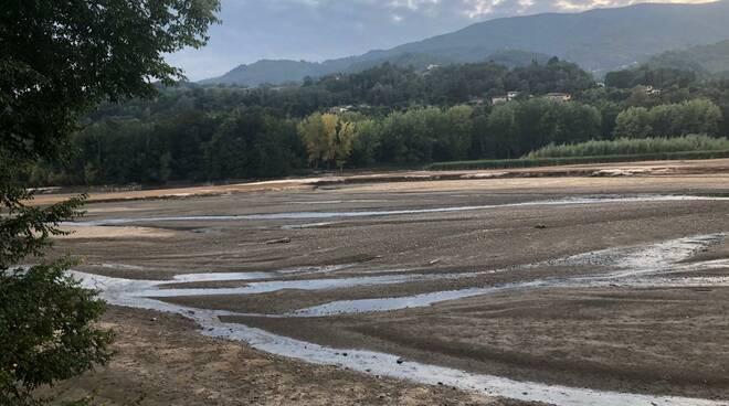 lago Pontecosi lavori