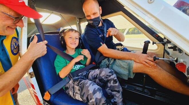 Lions Club Garfagnana Fly Therapy