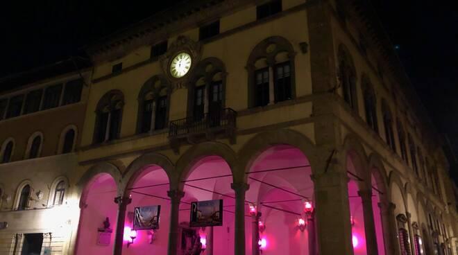 loggiato rosa airc