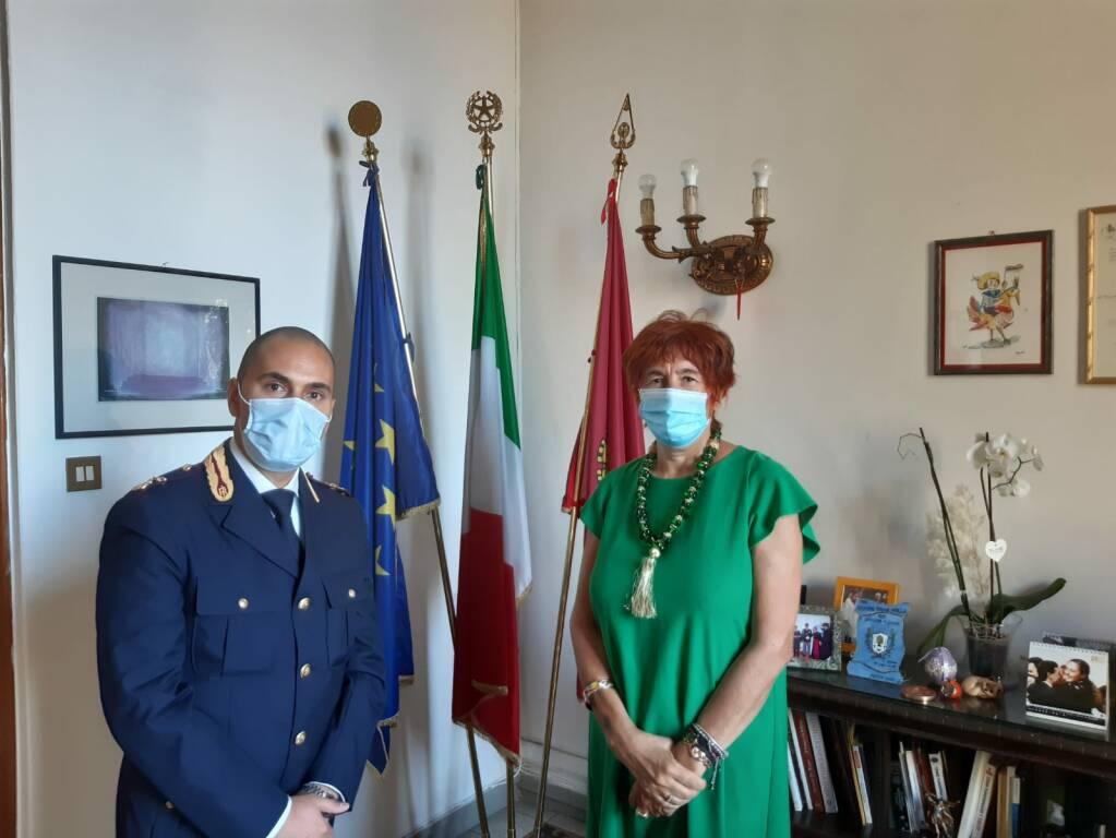 Luca Scolamiero squadra mobile di Lucca capo