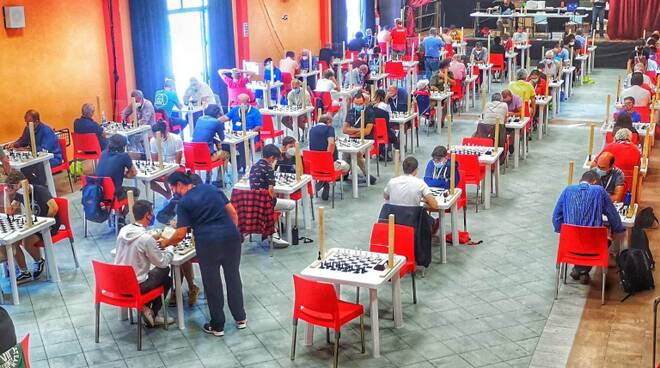 Lucca Chess Festival