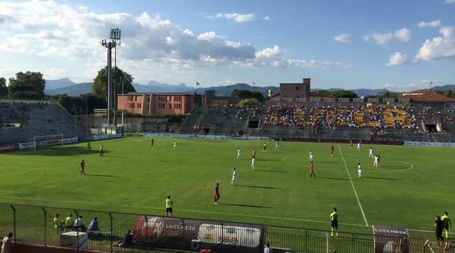 Lucchese Cesena stadio Porta Elisa