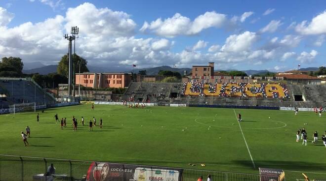 Lucchese-Olbia stadio Porta Elisa 2021-2022