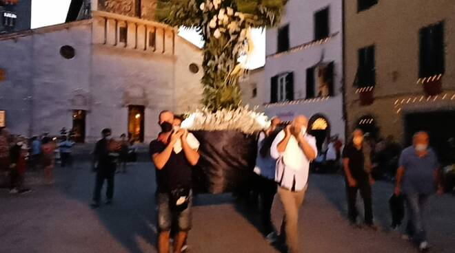 Luminara 2021, Lucca rivive la magia della processione