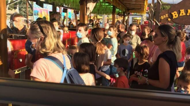 Luna Park festa dei bambini