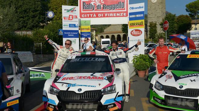 Marco Alberto Senigagliesi Mm Motorsport