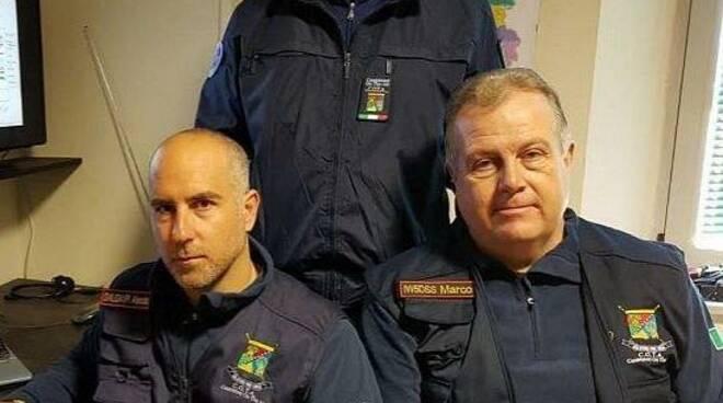 Marco Paterni nel consiglio nazionale dei carabinieri cota