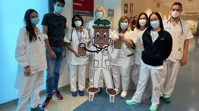 mascotte pediatria