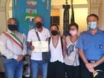 Mauro Bezzini di San Giuliano terme restituisce portafoglio con 4mila euro