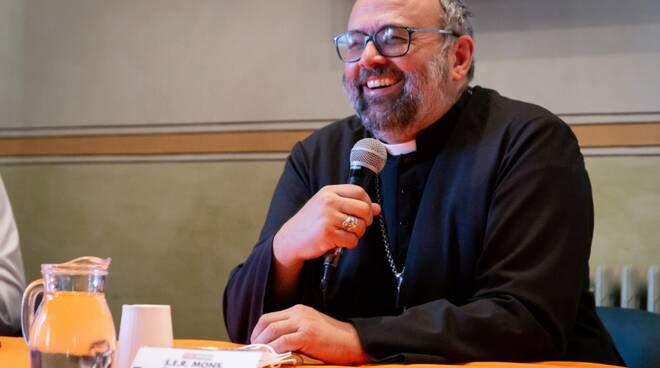 Monsignor Paolo Giulietti incontri San Cerbone