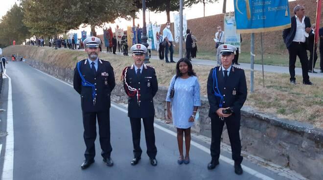 nuovi ispettori della polizia municipale di lucca