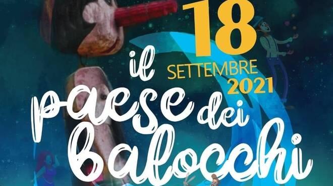 Paese dei balocchi Bagni di Lucca 2021
