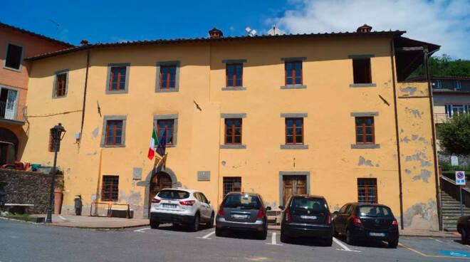 palazzo comunale di Pescaglia