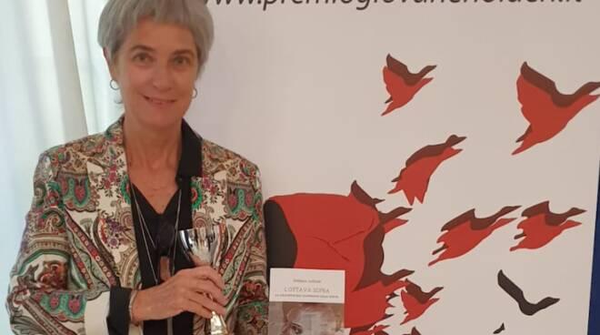 Premio letterario Giovane Holden, a Patrizia Lazzari il premio speciale della giuria