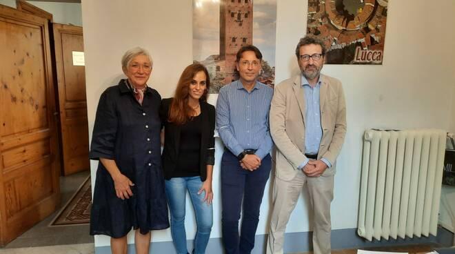 Premio Luca Del Bono veterinari Silvia Rappa Stefano Giurlani