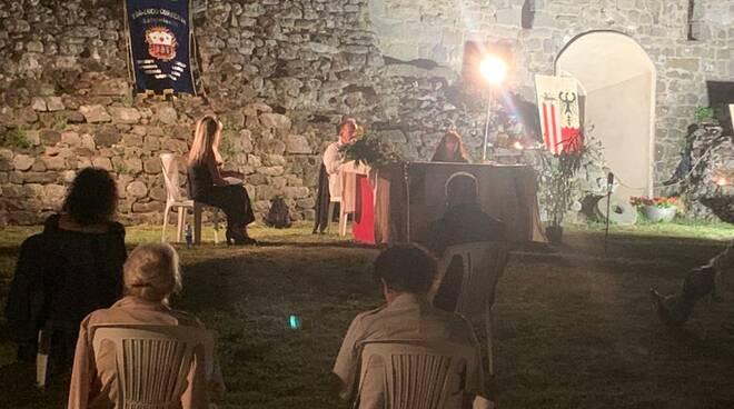 Presentazione libro Erbario Poetico alla Torre di Castruccio