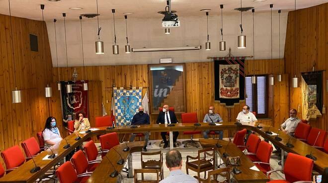 presentazione palio dei barchini 2021 castelfranco