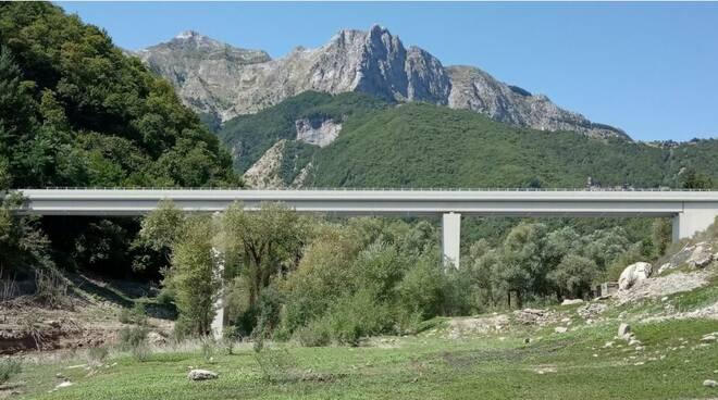 Progetto ponte della Tambura Vagli
