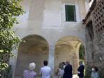 restauro meridiana Badia di Cantignano