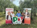 Salvatori e Barsotti Donne Democratiche