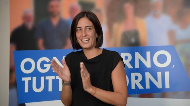 Sara D'Ambrosio candidato sindaco