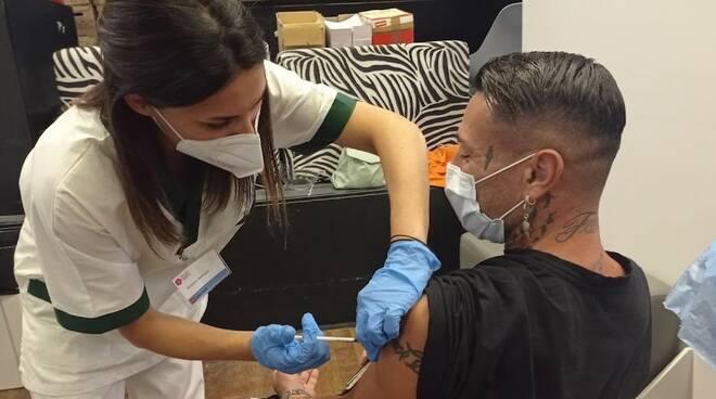 siena calcio vaccini covid