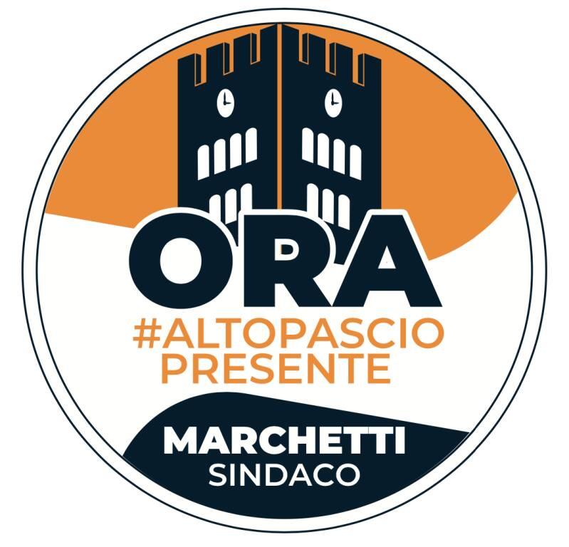 Simboli liste per Marchetti sindaco Altopascio elezioni centrodestra