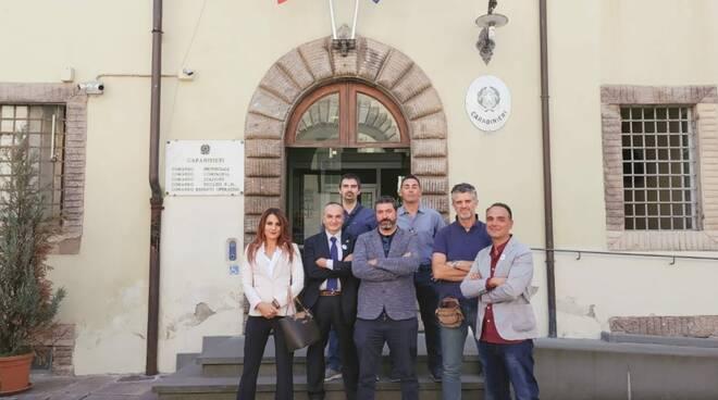 sindcato carabinieri a viareggio e lucca
