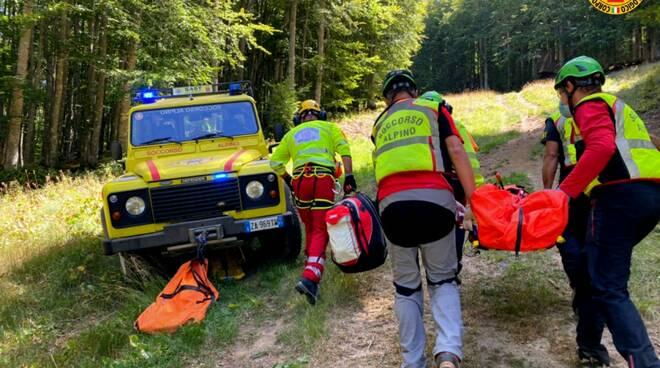 soccorso alpino Elba