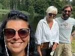 Sopralluogo Pieve Fosciana candidata sindaca Iolanda Turriani