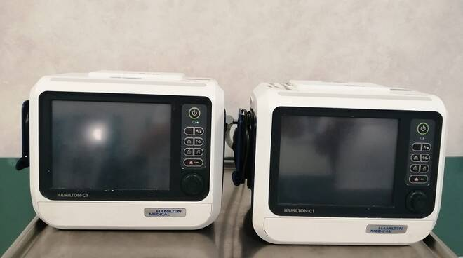 ventilatori polmonari empoli