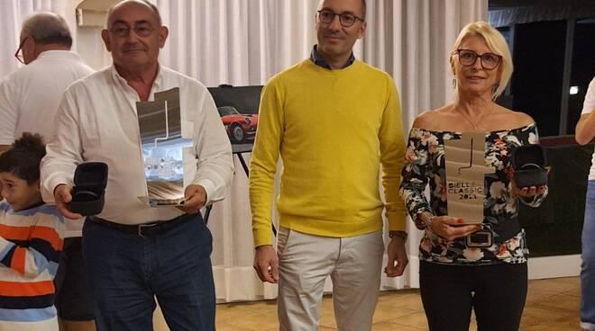 Vergamini-Fabrizi primi alla Biella Classic