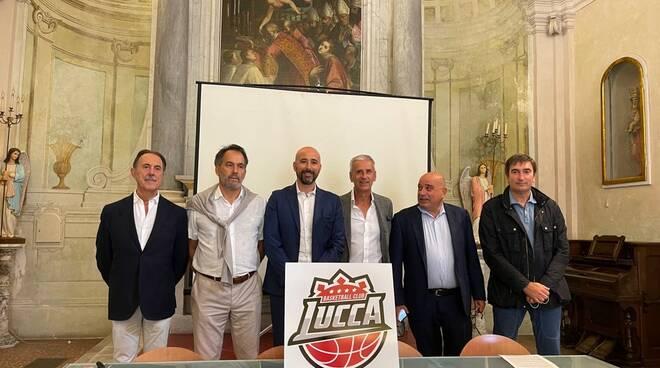vertici Basketball Club Lucca