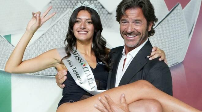 Viola Ciollaro Miss Toscana