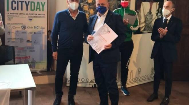 Vittorio Bini e Antonio Ruffo