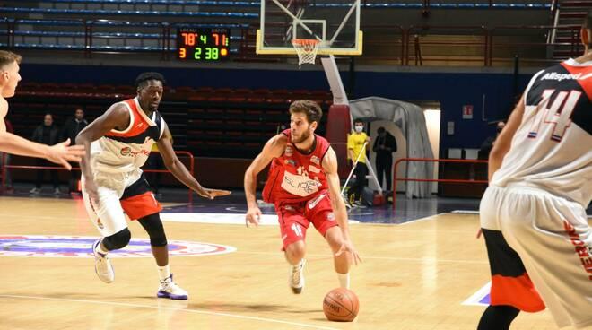 Bc Lucca contro Montecatini 2021