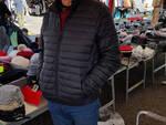 bruno filidei confcommercio al mercato di santa croce sull'arno