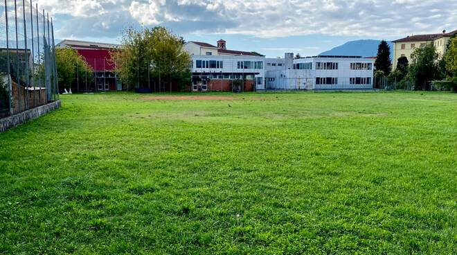 campi sportivi liceo Vallisneri