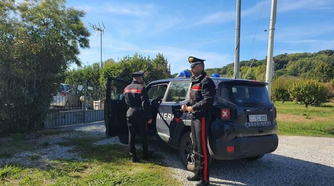 carabinieri lucca