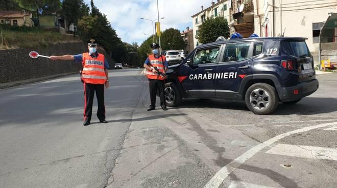 carabinieri manciano furto macellaio
