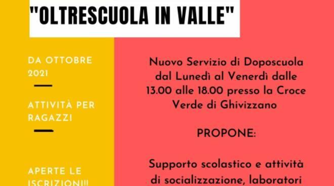 Nuovo Servizio extrascolastico in Valle del Serchio!