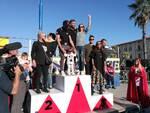 Carnevale di Viareggio 2021, giù il sipario: in piazza Mazzini le premiazioni