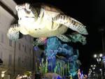 Carnevale di Viareggio carro vincitore sotto sotto di bertozzi